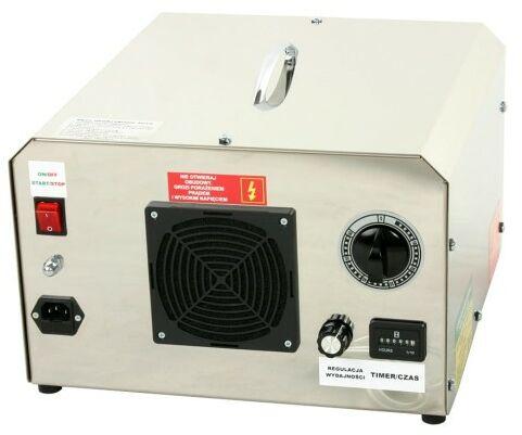 Wielofunkcyjny generator ozonu, wydajność 13 - 15 g/h