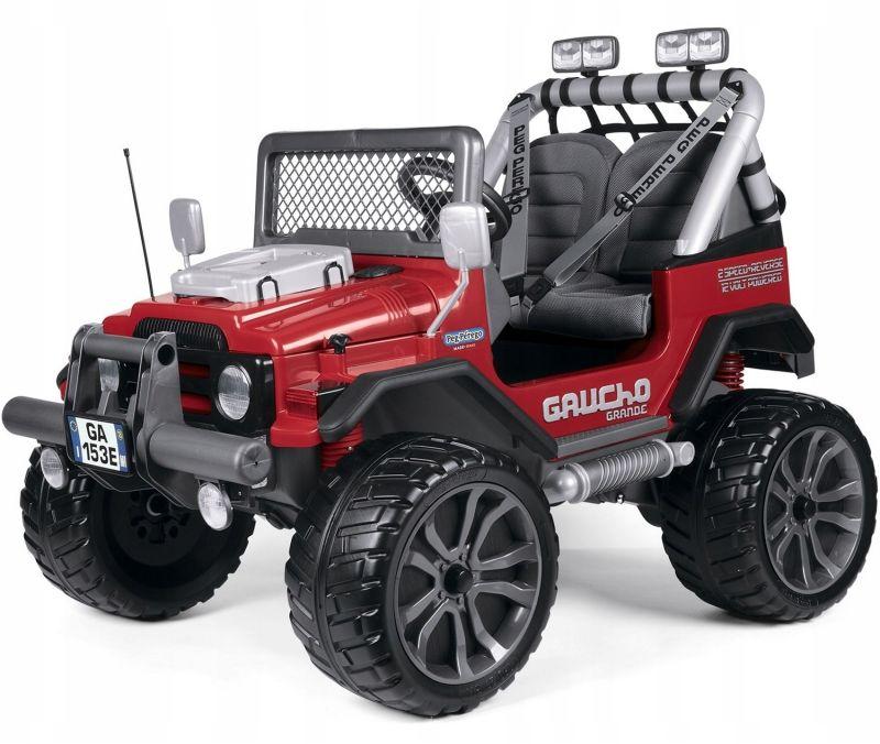 Peg Perego Samochód Gaucho Grande na akumulator 12V LK