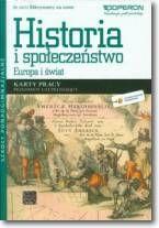 Historia i społeczeństwo Europa i świat szk.śr-karty pracy
