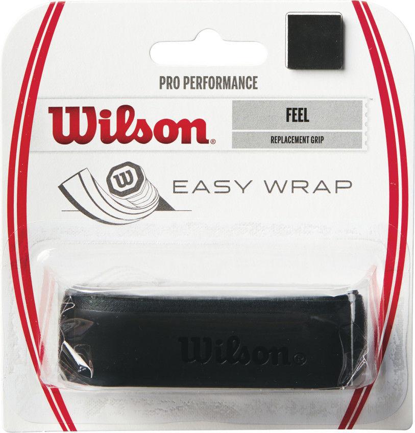 Wilson Wilson Pro Perfomance Grip (1szt.) - black WRZ470800-BK