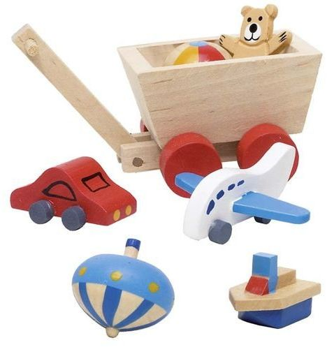 Dodatki do domku dla lalek - zabawki, goki