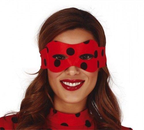 Maska na oczy Biedronka, Ladybug