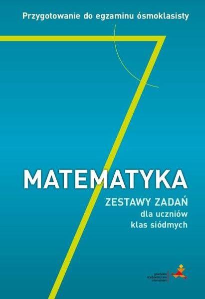 Matematyka SP 7 Przygotowanie do egzaminu - Marzena Grochowalska, Jerzy Janowicz