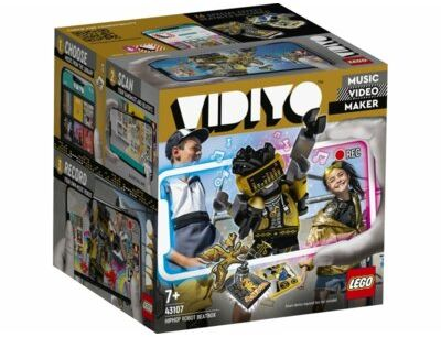 Klocki LEGO VIDIYO - HipHop Robot BeatBox (43107). > DARMOWA DOSTAWA ODBIÓR W 29 MIN DOGODNE RATY