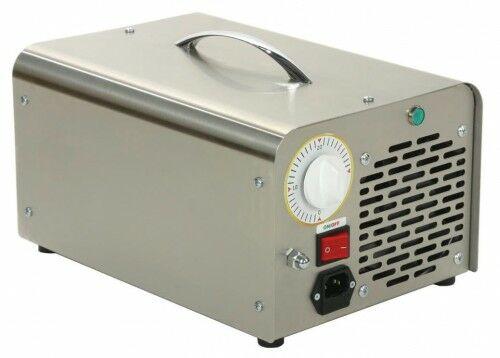 Wielofunkcyjny generator ozonu, wydajność ozonu: 14 g/h, elektrody odporne na wstrząsy i uderzenia