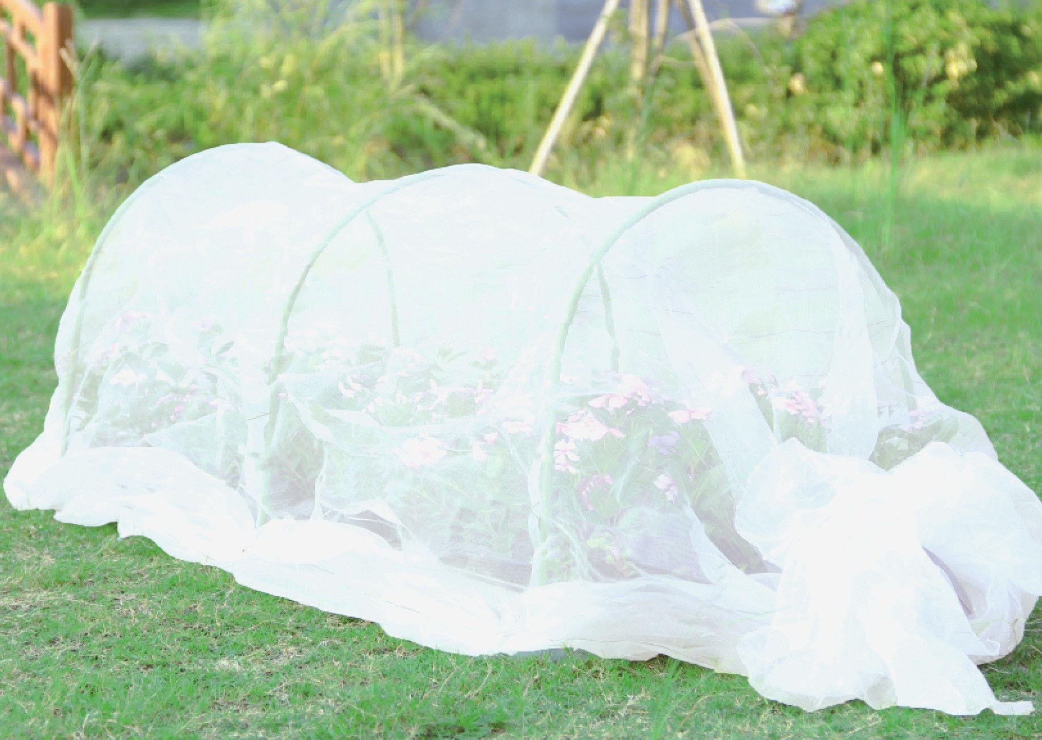 Szklarnia ogrodowa z włókniną 1,8x3 m