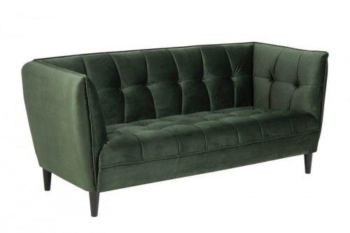 Sofa Jonna Velvet zielona