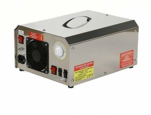 Przemysłowy generator ozonu, wydajność ozonu: 21 g/h, elektrody odporne na wstrząsy i uderzenia