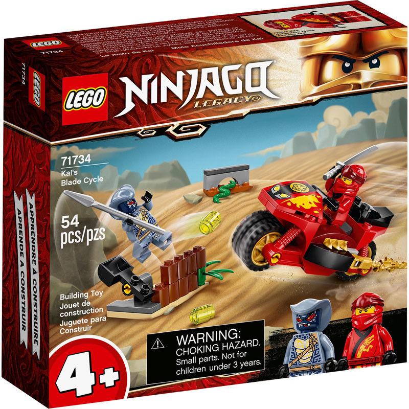LEGO - NINJAGO - MOTOCYKL KAIA - 71734