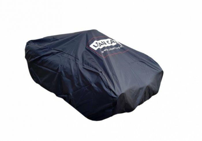 Pokrowiec dla pojazdu na akumulator 100x55x45 cm S