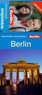 Berlitz Przewodnik kieszonkowy Berlin + rozmówki angielskie GRATIS