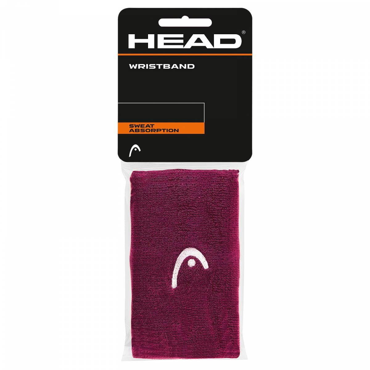 Head Frotki na nadgarstki 5'' - purple