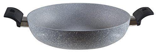 Beper PE. 200 rondel z aluminium 28 cm czarny