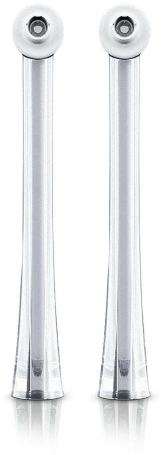 SONICARE Philips AirFloss HX8032/07 - (dysze) końcówki do irygatora AirFloss ULTRA (2 sztuki) SILVER