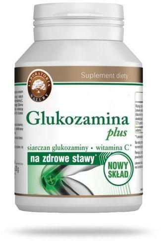 Glukozamina Plus na zdrowe stawy 180 kapsułek
