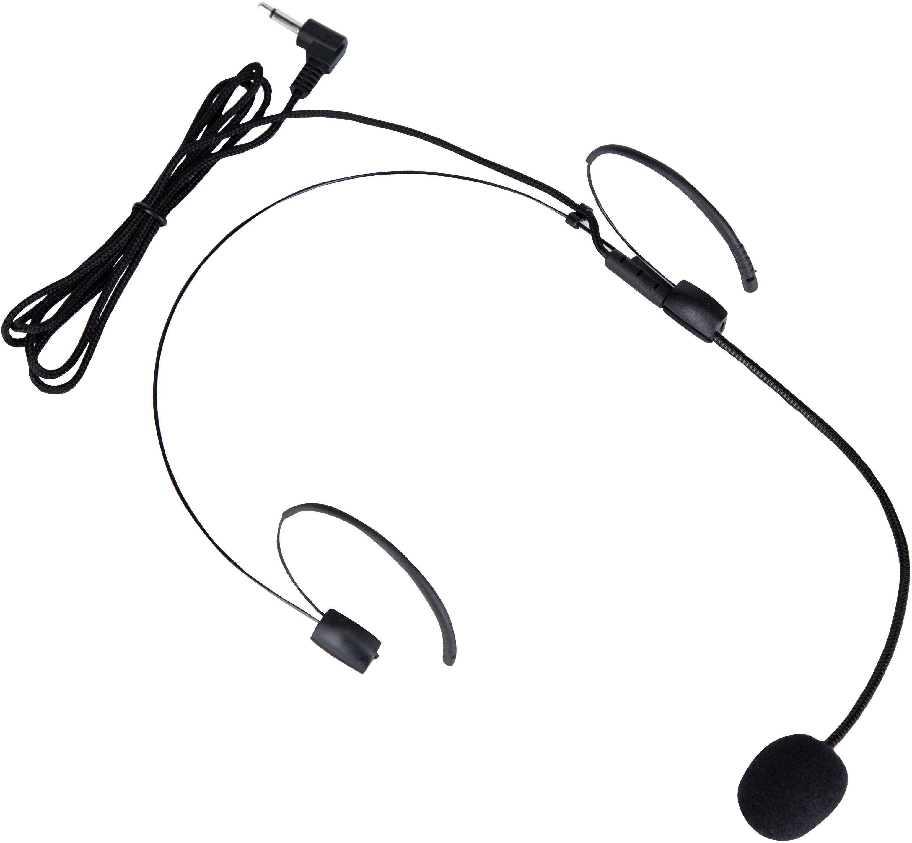 celexon Voice Booster zestaw słuchawkowy Professional