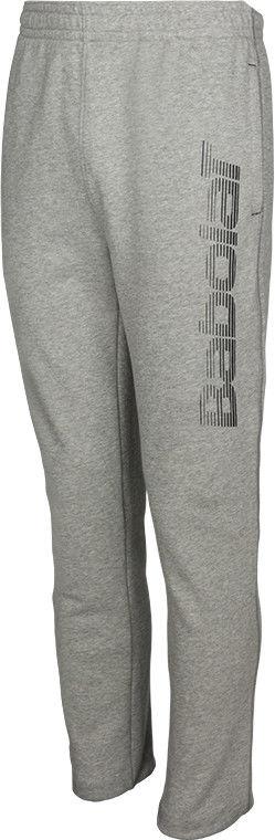 Babolat Core Sweat Pant Big Logo Men - heather gre