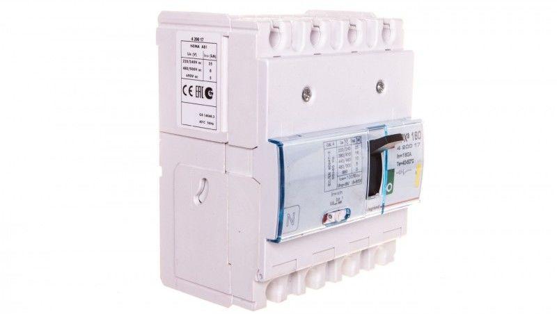 Wyłącznik mocy 160 4P 16kA DPX 160 420017