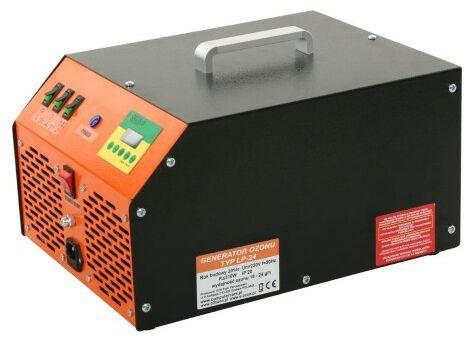 Wielofunkcyjny generator ozonu do klimatyzacji z pilotem, wydajność ozonu: 59 g/h