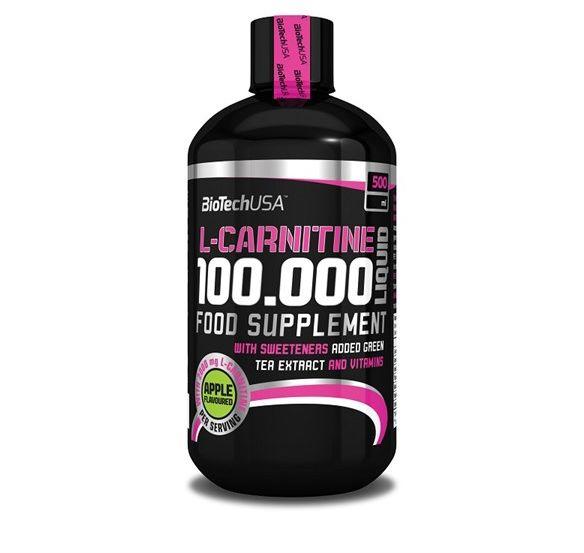 L-Carnitine 100.000 Liquid 500ml