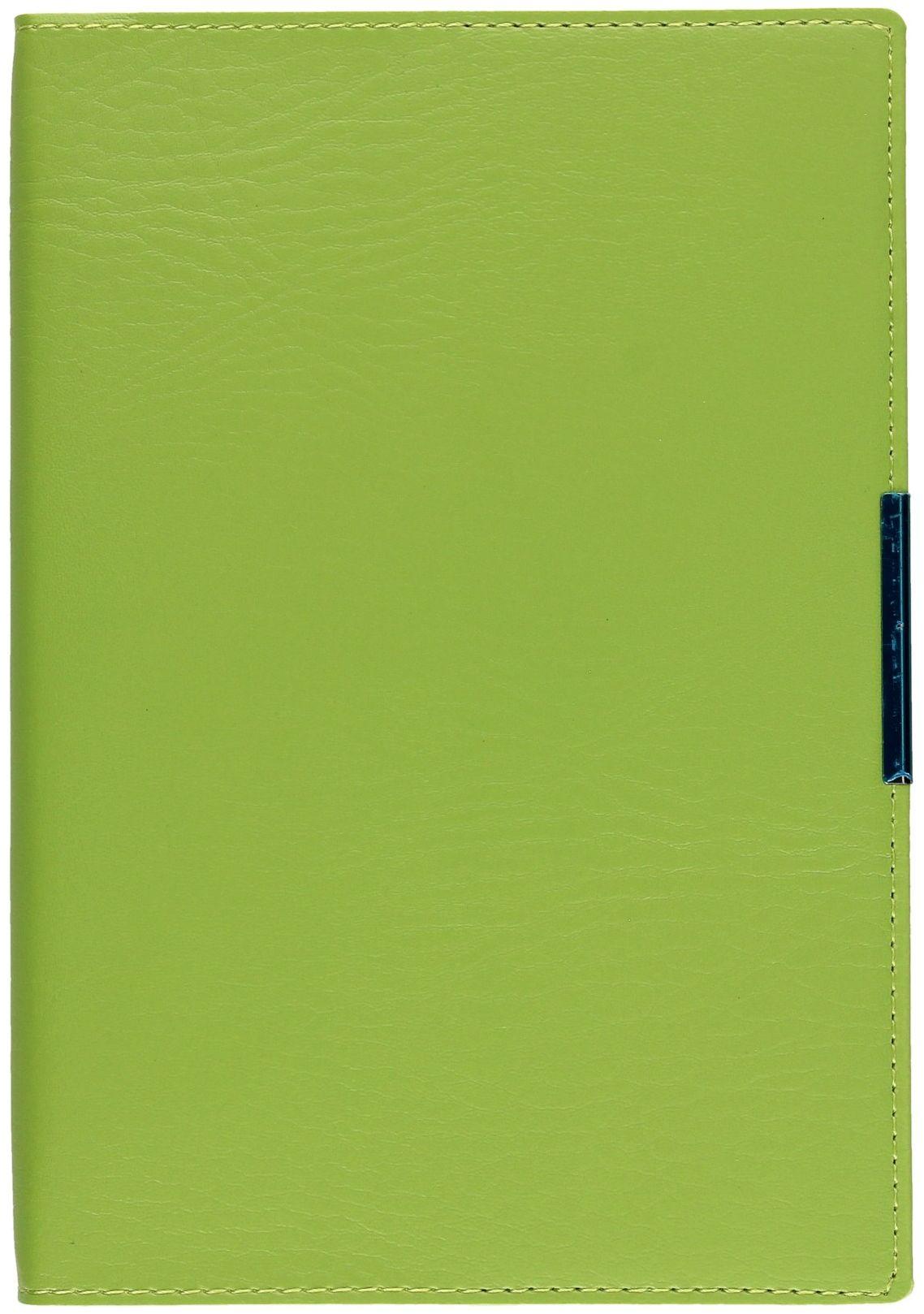 Notes A5/128 linia jasnozielony Florida Soft