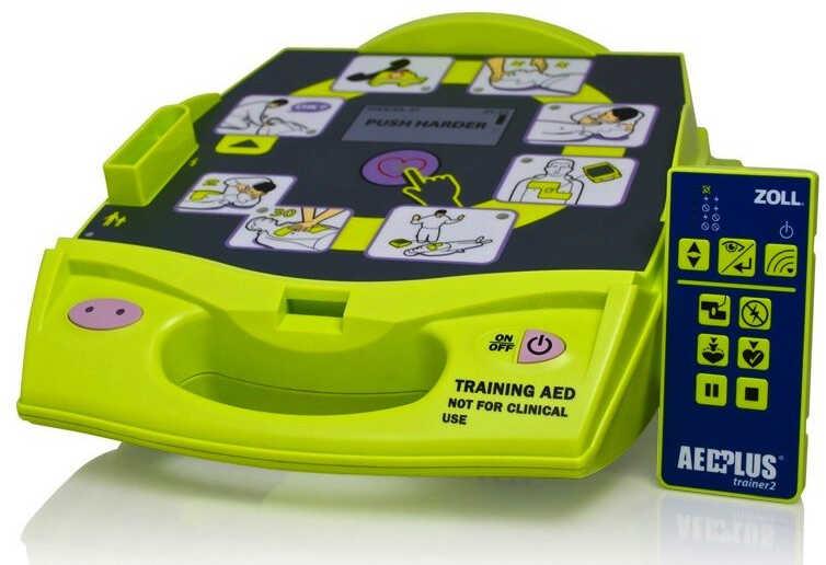 AED Trener 2