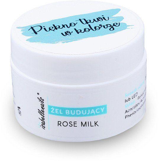 Żel budujący Rose Milk 15 ml