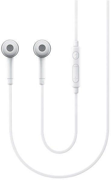 Słuchawki douszne Samsung EHS64 Białe