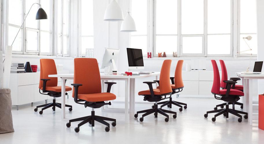 PROFIM Fotel Obrotowy MOTTO 10SFL