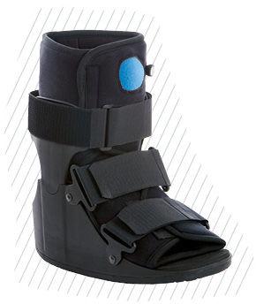 Pneumatyczny BUT ortopedyczny - staw skokowy i stopa (UnitedOrtho AIR WALKER)