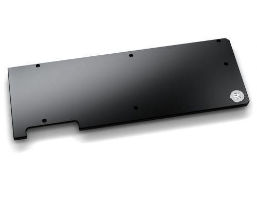 EK Water Blocks EK-Vector RTX Backplate - czarny