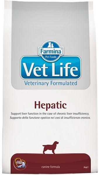 Farmina Vet Life Hepatic Dog 2 kg