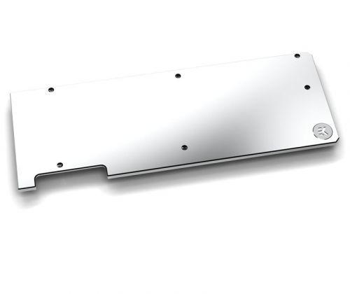 EK Water Blocks EK-Vector RTX Backplate - Nickel