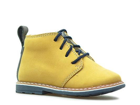 Trzewiki profilaktyczne Bartek 81852 Żółte