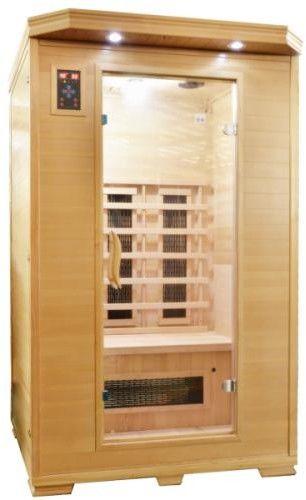 CARMEN 2 Sauna na podczerwień 2-osobowa 120x120 cm J50120
