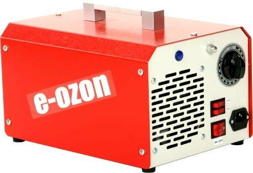 Wielofunkcyjny generator ozonu do klimatyzacji, wydajność ozonu: 14 g/h