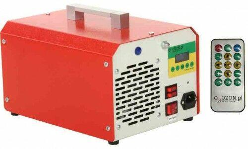 Wielofunkcyjny generator ozonu do klimatyzacji z pilotem, wydajność ozonu: 14 g/h