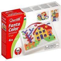 Mozaika Fantacolor Portable Large Domek - Quercetti