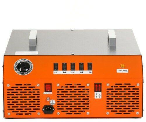 Wielofunkcyjny generator ozonu, wydajność ozonu: 80 g/h