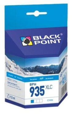 Wkład atramentowy BLACK POINT BPH935XLC