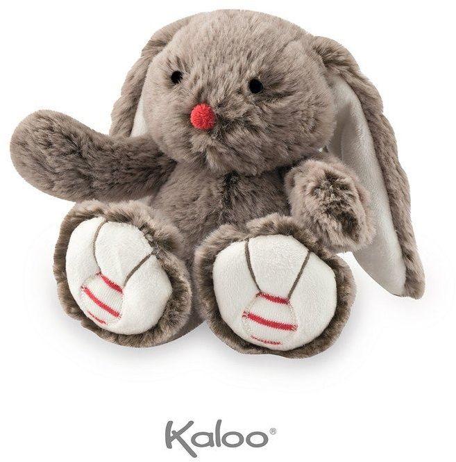 Kaloo królik czekoladowy brąz 19 cm kolekcja rouge