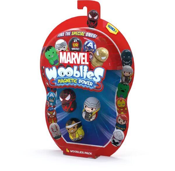 Wooblies Marvel figurki magnetyczne 4-pack WBM004 - TM TOYS