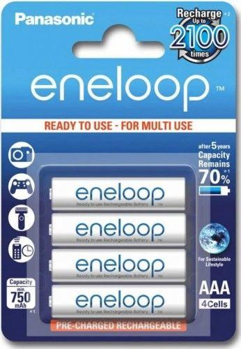 Akumulator Sanyo Eneloop AAA 4szt