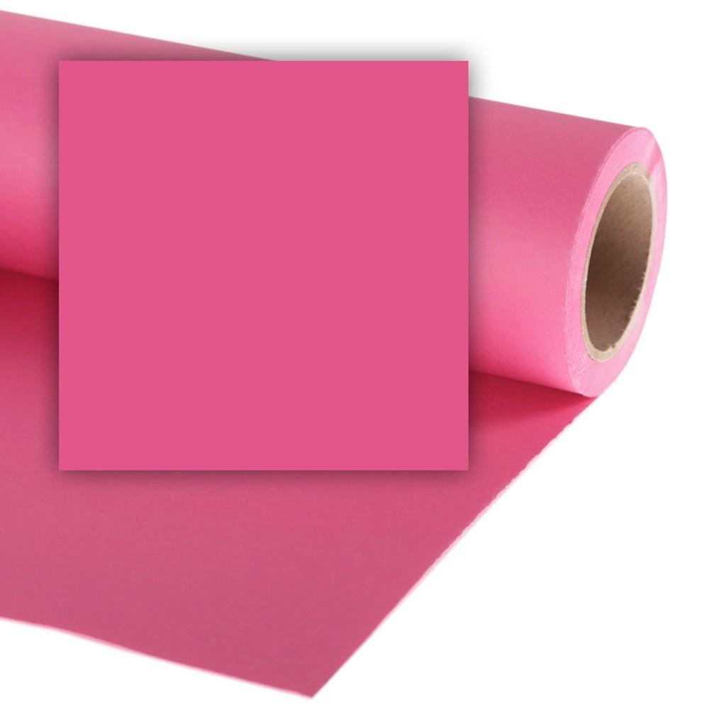 Colorama CO584 Rose Pink - tło fotograficzne 1,35m x 11m