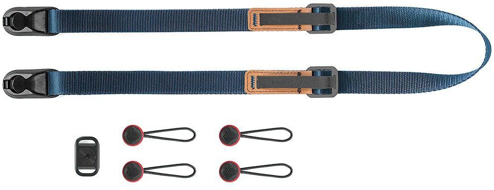 Pasek do aparatu Peak Design LEASH v3 Niebieski - WYSYŁKA W 24H