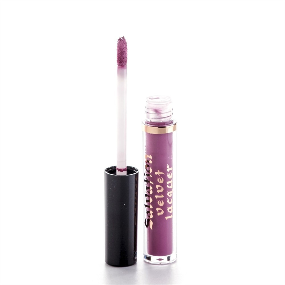 Makeup Revolution Salvation Velvet Lip Lacquer Błyszczyk do ust Keep lying for you