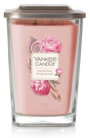 Yankee Candle Elevation Salt Mist Peony świeczka zapachowa 552 g
