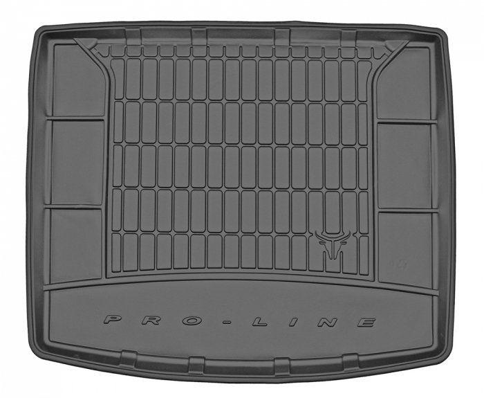 Mata bagażnika gumowa CHEVROLET Cruze I Hatchback 5d 2011-2016 wersja z kołem zapasowym (pełnowymiarowe)