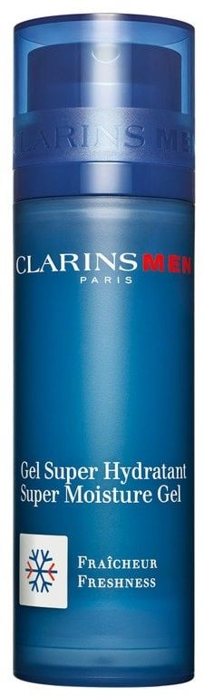 Clarins Men Super Moisture Gel - żel intensywnie nawilżający 50ml