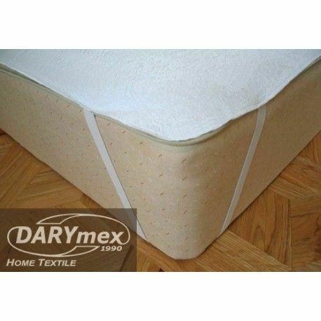 Podkład na materac 90x200 Biały 135 Ochraniacz Higieniczny Darymex